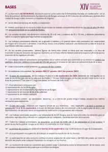 Bases Concurso Carteles 2020